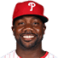 Ryan Howard- 1 for 5