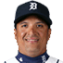 Victor Martinez- 0 for 5
