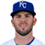 Mike Moustakas- 1 for 4